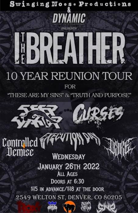 I, The Breather 10 year Reunion tour