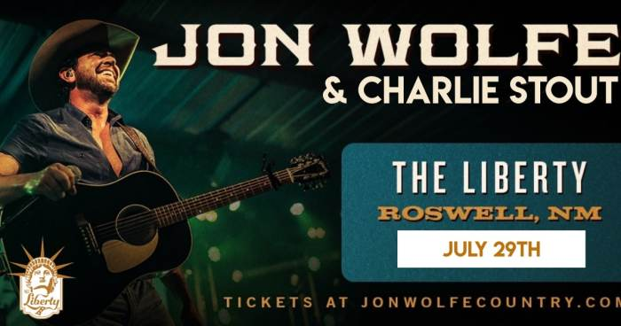 Jon Wolfe w/ Charlie Stout