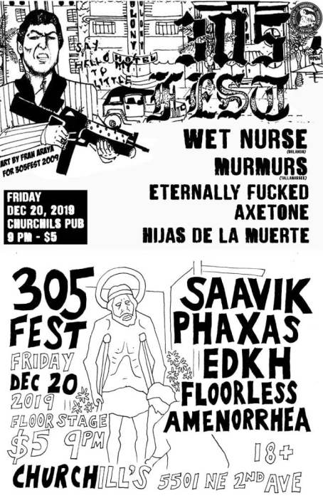 305 Fest Friday!