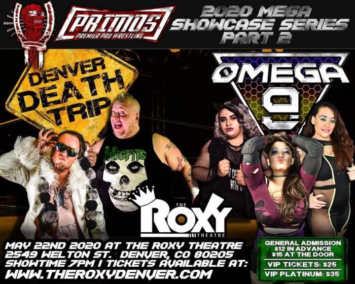 Omega 9 and Denver Death Trip