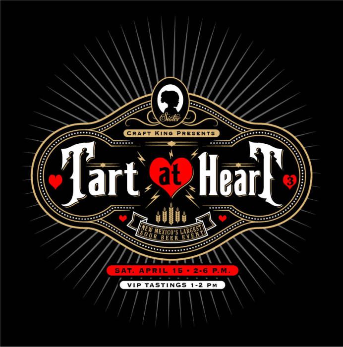 Tart at heart 3 sour beer tasting sister albuquerque for Craft shows in albuquerque 2017