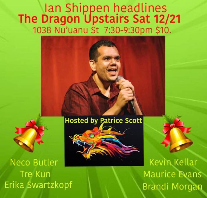 Local Comedy Showcase