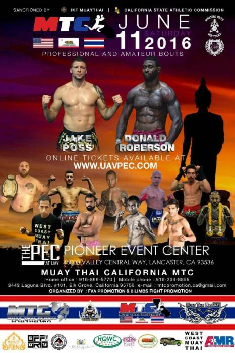 Central coast muay thai