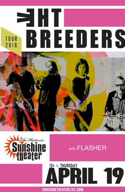 The Breeders * Flasher