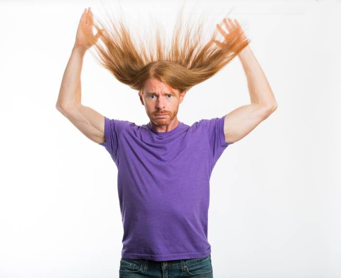 A night of comedy with JP Sears
