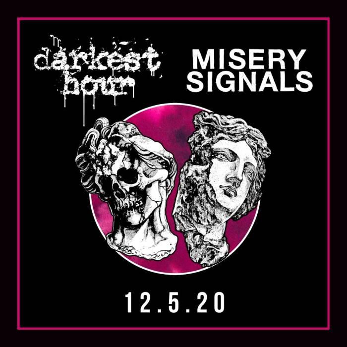 Darkest Hour / Misery Signals - CoHeadline Live Stream