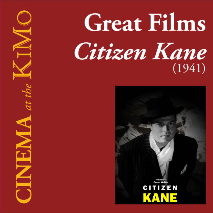 an analysis of citizen kane by orson welles Citizen kane study guide contains a biography of director orson welles, literature essays, quiz questions, major themes, characters, and a full summary and analysis.