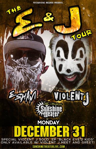 Violent J * Esham * DJ Stigmata
