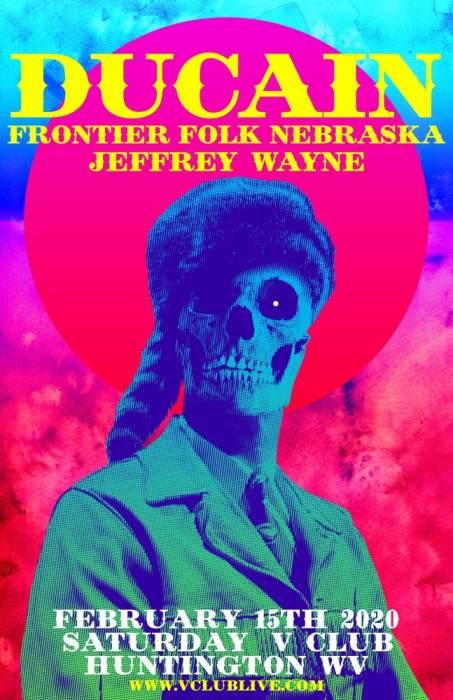 Ducain / Frontier Folk Nebraska  / Jeffrey Wayne