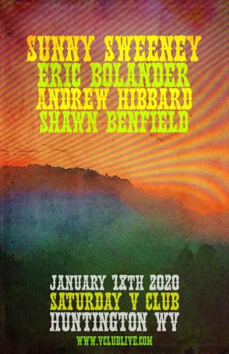 Sunny Sweeney / Eric Bolander / Andrew Hibbard / Shawn Benfield