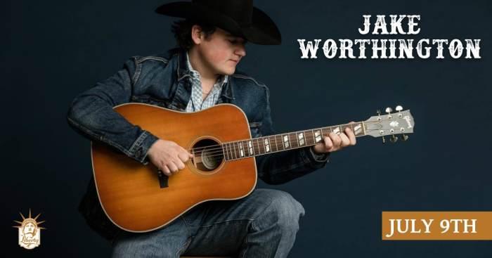 Jake Worthington