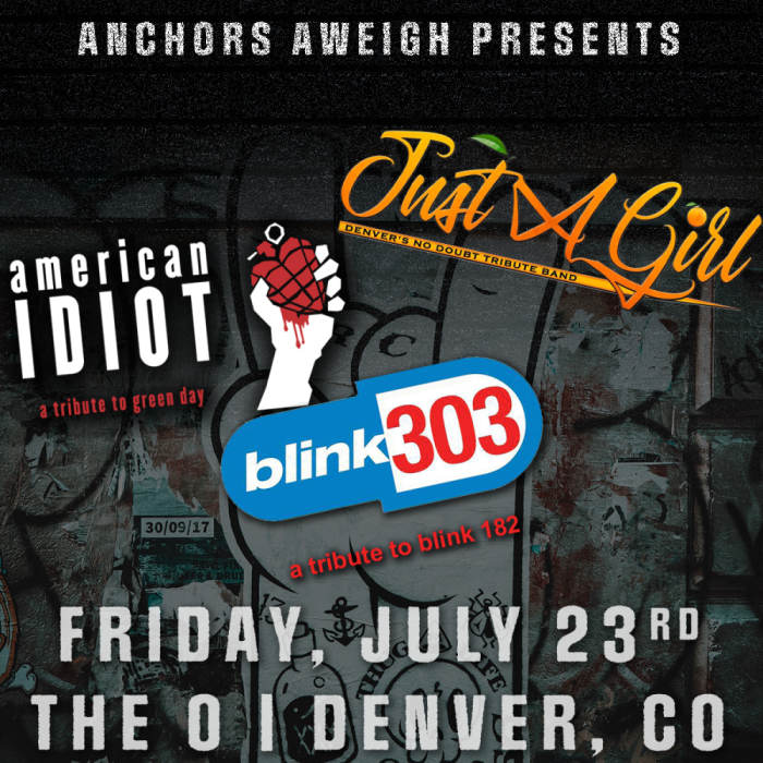 American Idiot + Blink 303 + Just A Girl