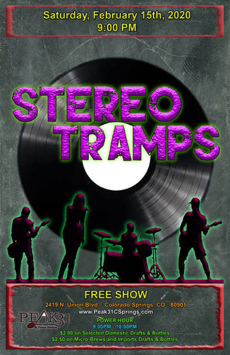 Stereo Tramps