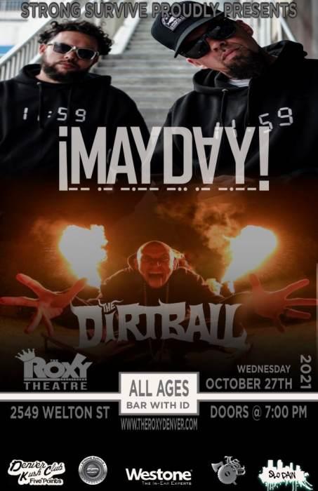 Mayday & The Dirtball