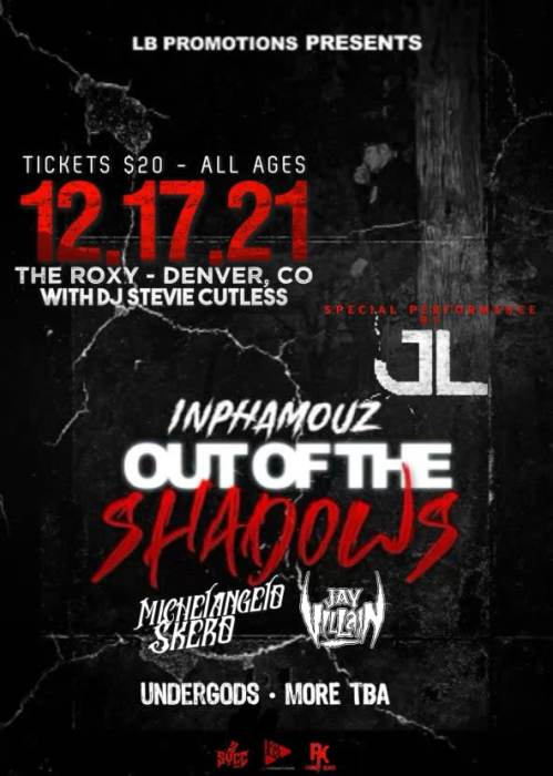 Inphamouz: Out of the Shadows
