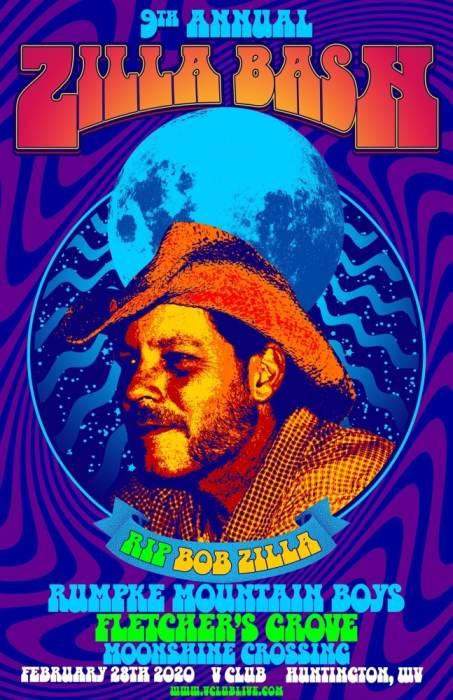 Zilla Bash with Rumpke Mountain Boys, Fletchers Grove, & Moonshine Crossing