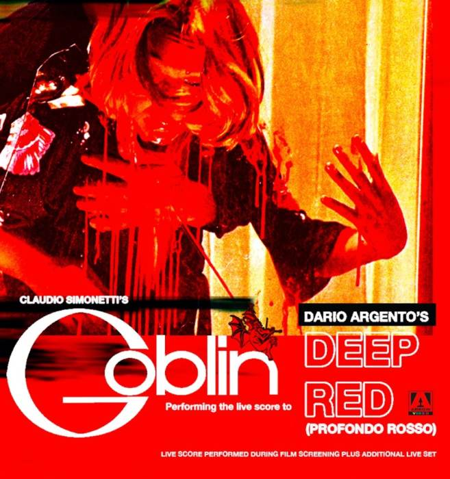 Goblin - Performing Live Score To Deep Red (Profundo Rosso)