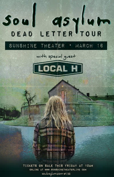 Soul Asylum: Dead Letter Tour