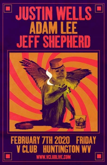 Justin Wells / Adam Lee / Jeff Shepherd
