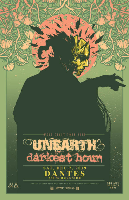 UNEARTH / DARKEST HOUR