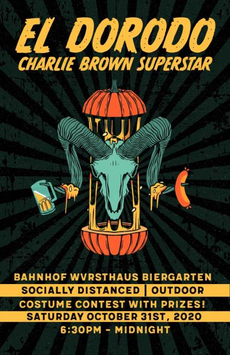 El Dorodo & Charlie Brown Superstar