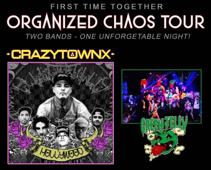 CrazytownX & Green Jelly