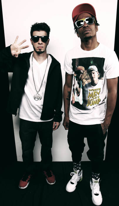 Ces Cru From Strange Music in Colo Springs at Sunshine Studios