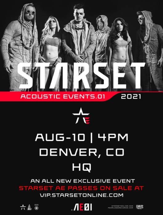 Starset (Acoustic Event)