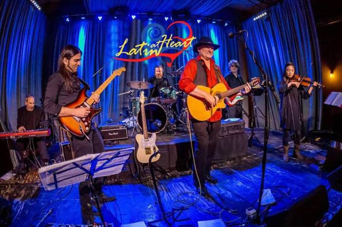 Latin At Heart @ ONE-2-ONE BAR Austin, TX - June 22nd 2019 7:00 pm