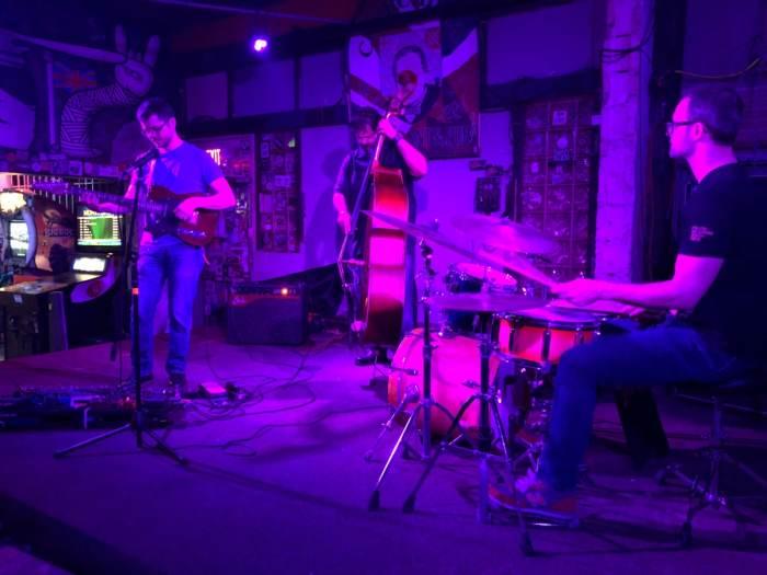 Miami Jazz Jam & Theatre de Underground