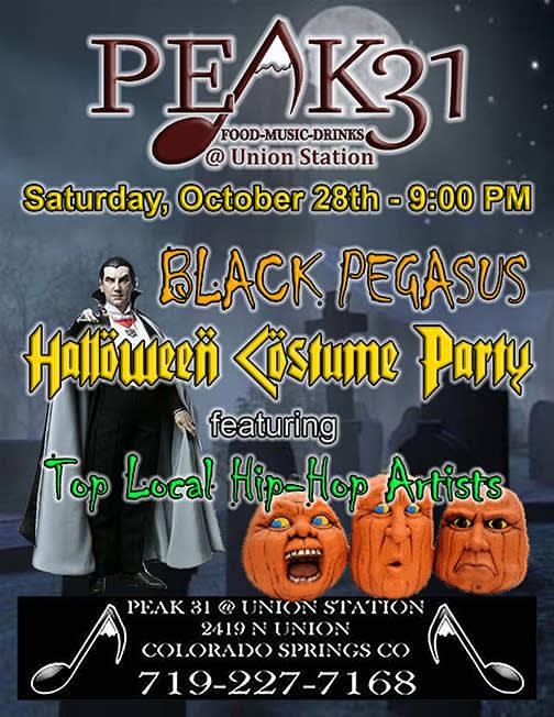 bkg presents - Halloween Stores Colorado Springs