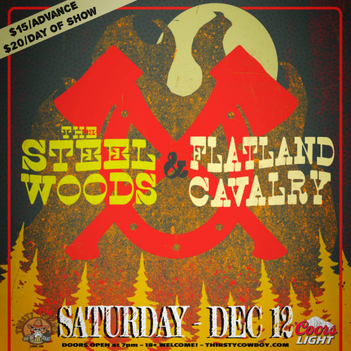 The Steel Woods & Flatland Cavalry