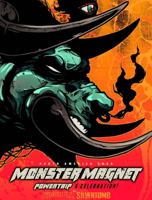 Monster Magnet *NEW DATE!*