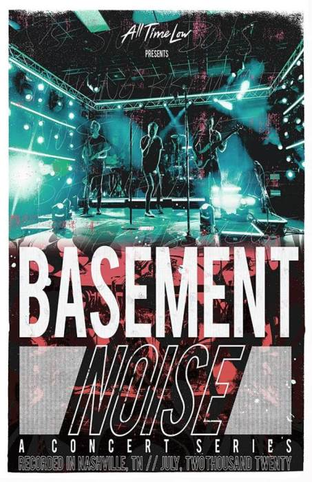 All Time Low - Basement Noise (Livestream Concert Series)