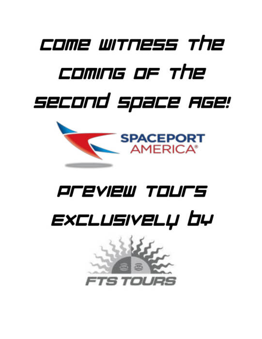 Spaceport America Tours