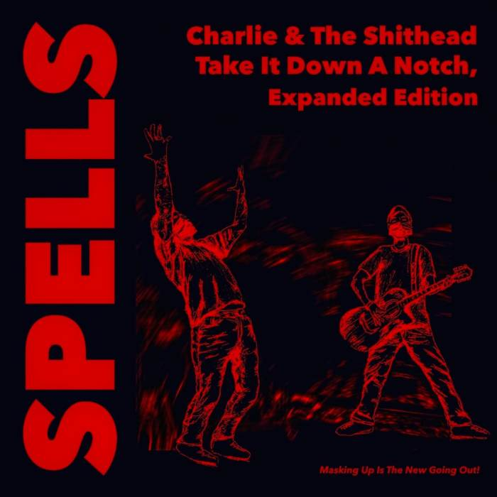 Charlie & The Shithead (SPELLS Acoustic) - 7 Inch Release Party!