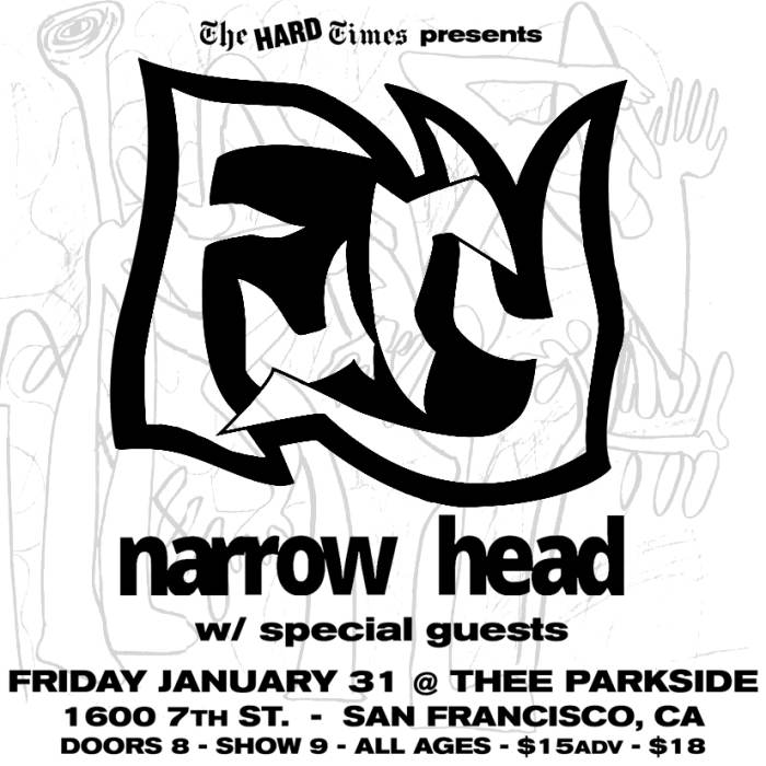 FURY, Narrow Head, No Right & Jawstruck