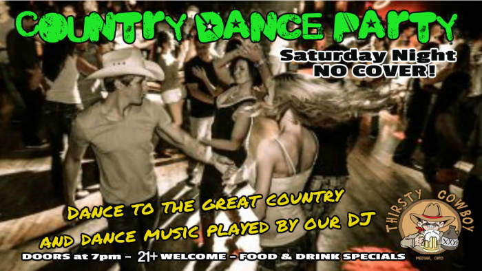 NO COVER DANCE PARTY