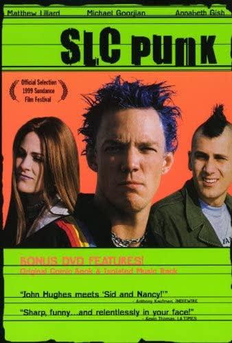 Punk Rock Picture Show: SLC Punk