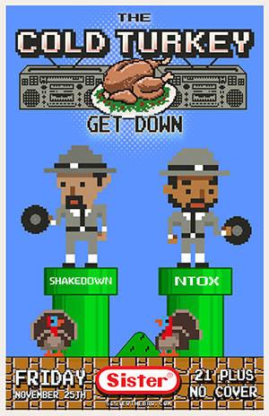 Shakedown - Get Down Remix