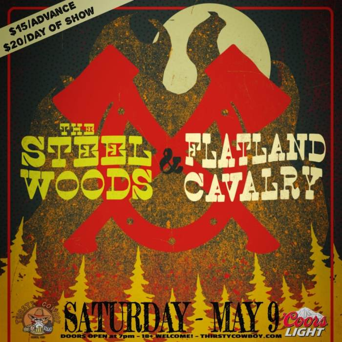 The Steel Woods & Flatlands Cavalry