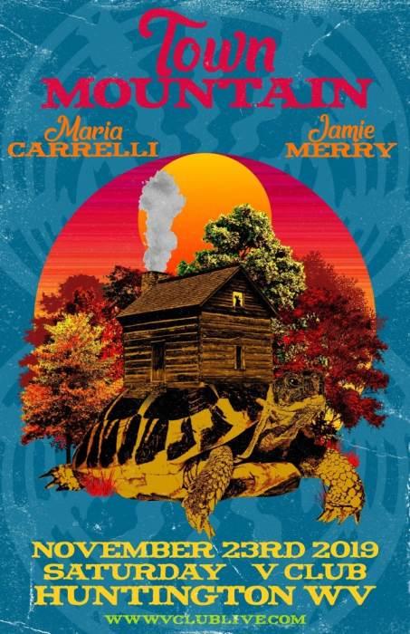 Town Mountain / Maria Carrelli / Jamie Merry