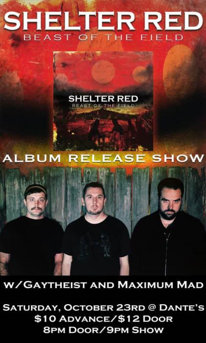 SHELTER RED