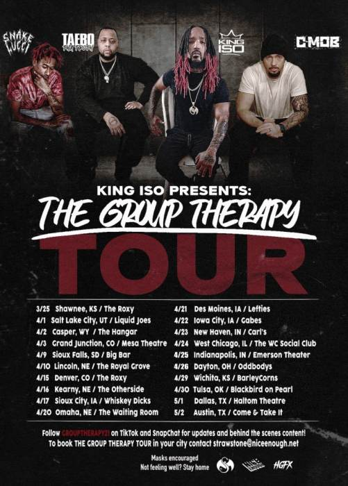 The Group Therapy Tour