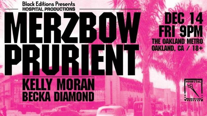 MERZBOW and PRURIENT