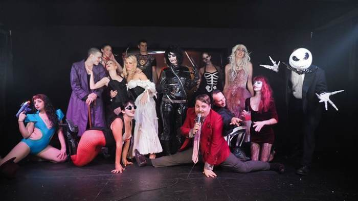 A BURLESQUE NIGHTMARE BEFORE CHRISTMAS $12, Theater, 21+, 6pm ...