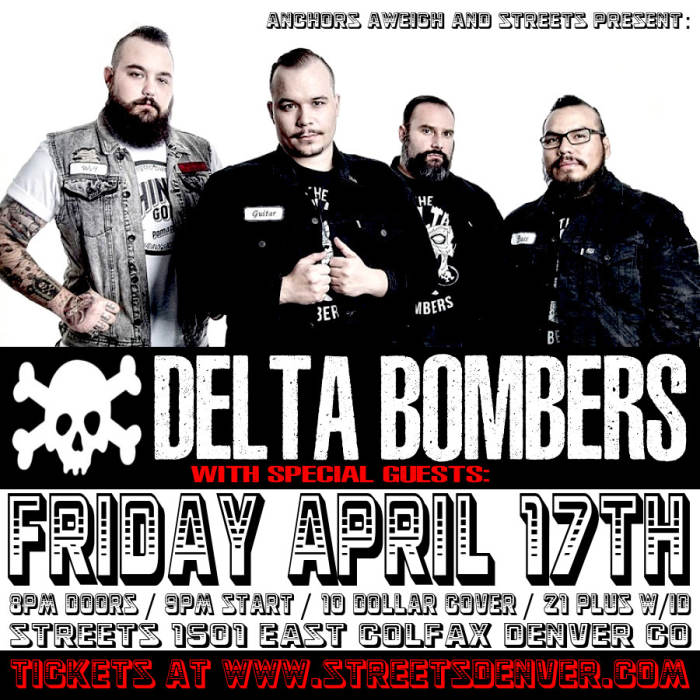 The Delta Bombers *CANCELLED*