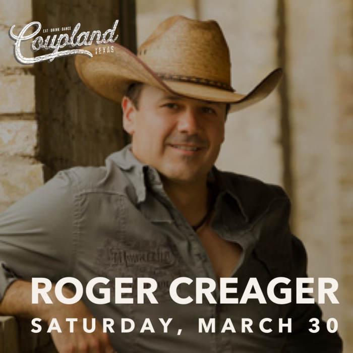 Roger Creager + Weldon Henson Texas Country Music