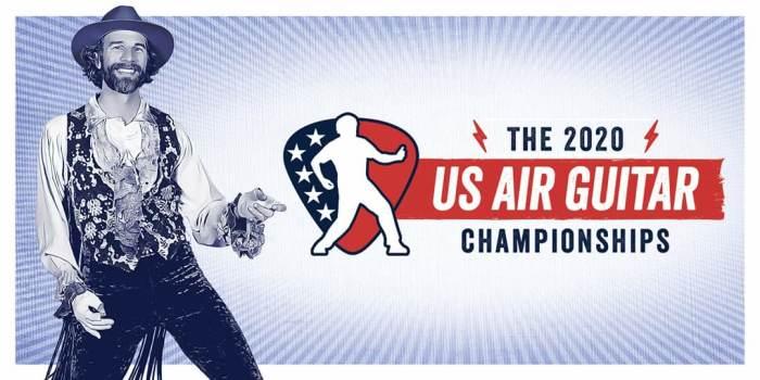 US AIR GUITAR CHAMPIONSHIPS