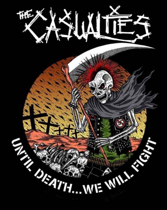 The Casualties + Guttermouth